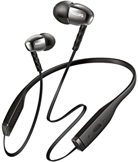 Sylvania SBT129-C-BLACK Sports Style Bluetooth Headphones Black Certified Refurbished
