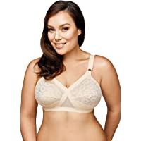 Playtex Women's Microfibre Cross Your Heart Wirefree Bra