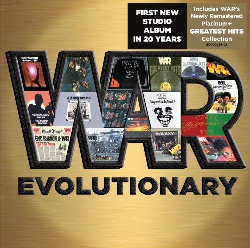 Evolutionary [2 CD] (The Best Of War)