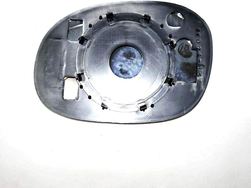 Miroir de r/étroviseur ext/érieur droit compatible avec C2 2003-2008 OEM 8151CJ 8151GJ