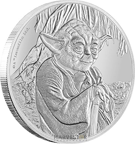 Sale Ready 2 Ship - 2016 NU Star Wars Classic Series: Yoda - IN STOCK - READY TO SHIP. $2 Brilliant Uncirculated