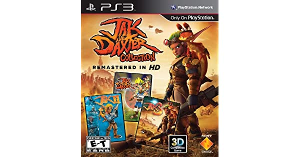 Amazon com: Jak & Daxter Collection - Playstation 3: Video Games