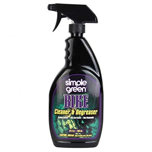 Simple Green Bike Cleaner/Degreaser - 24 Oz. Trigger Bottle