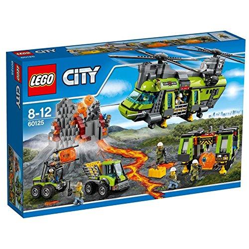 LEGO Volcano Heavy lift Helicopter 60125