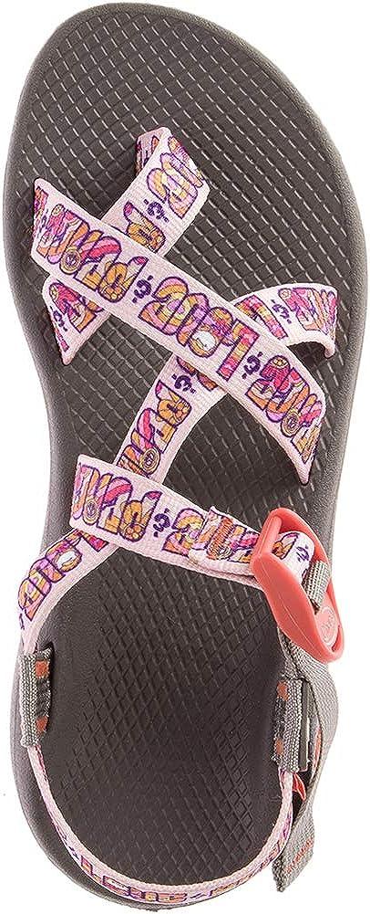 Chaco Women's Zcloud 2 Sport Sandal Peach Peace