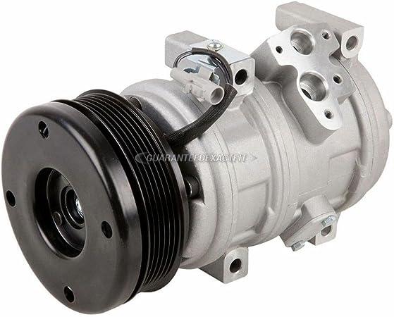 For Toyota Tundra 2000 2001 2002 OEM AC Compressor w//A//C Repair Kit BuyAutoParts 60-83842RN NEW