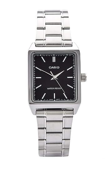 8a630edc8363 Casio Reloj con Movimiento Cuarzo japonés Woman Ltp-V007D-1E 22.0 mm   Amazon.es  Relojes