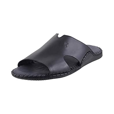f91175de628 Mochi Men Leather Sandals  Buy Online at Low Prices in India - Amazon.in