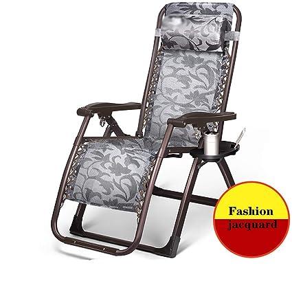 YWZDY Sillas Plegables de Tela Sillón, sillón de Descanso ...