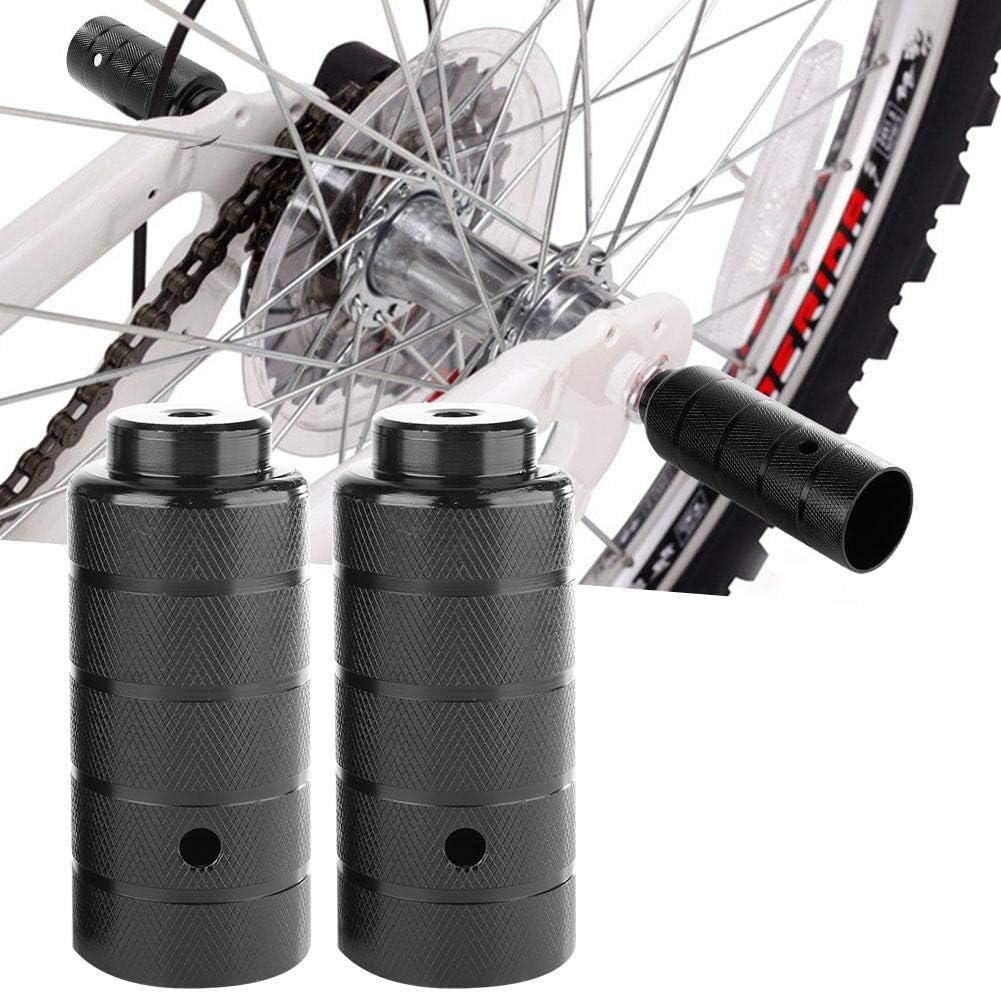 VGEBY1 Reposapiés de Eje de Bicicleta, Reposapiés de Bicicleta ...