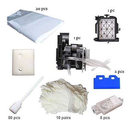 Amazon com: Inkjet Printer Cleaning Kit Tool Maintenance Kit for