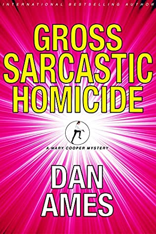 book cover of Gross Sarcastic Homicide