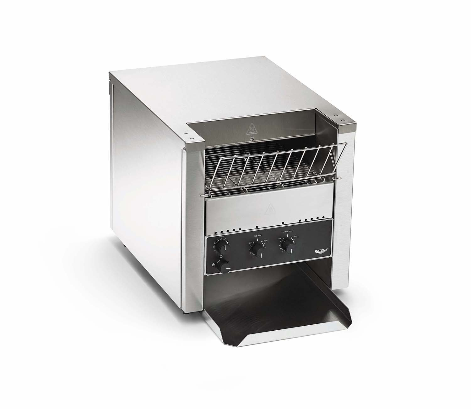 Vollrath CT4H-208550 Conveyor Toaster - 550 Slices/Hour, 208V