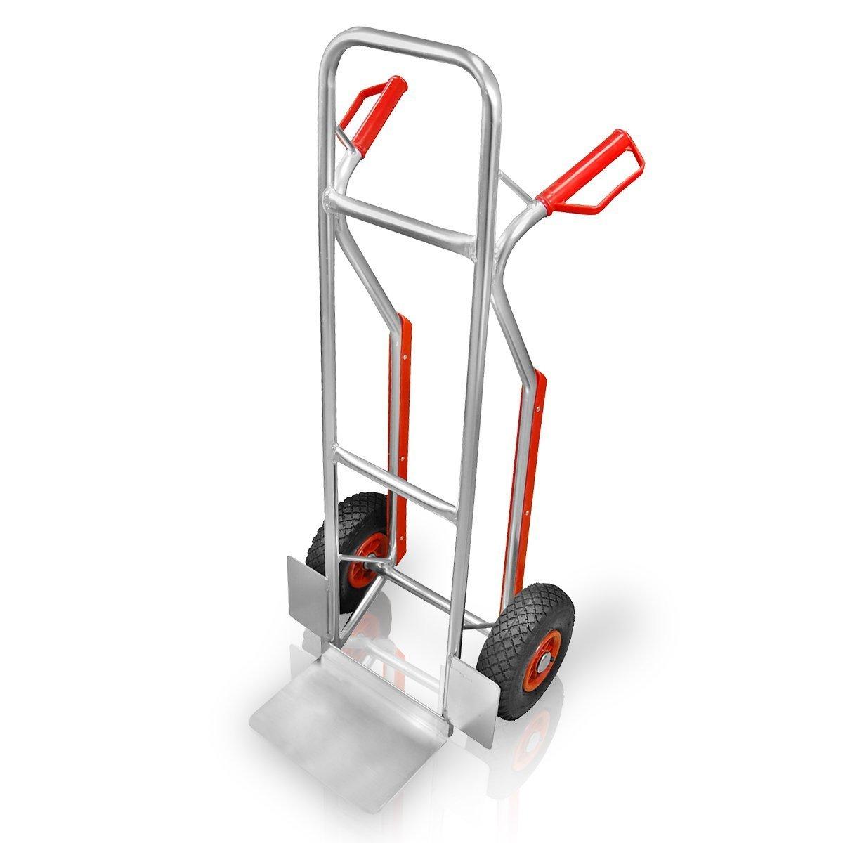Carretilla con escalera (aluminio, 150 kg): Amazon.es: Industria, empresas y ciencia