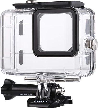 Puluz impermeable buceo caso para GoPro Hero 9 negro, carcasa ...