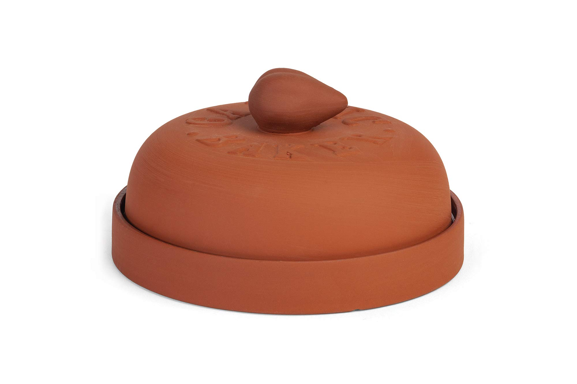 Fox Run 3921 Garlic Baker, 7-Inch, Terra Cotta by Fox Run