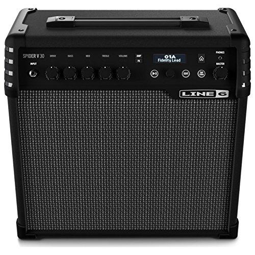 Amplifier Combo 30 Watt (Line 6 Spider V 30 Modeling Amplifier)