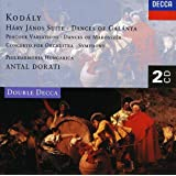 Kodály hary janos suite/dance
