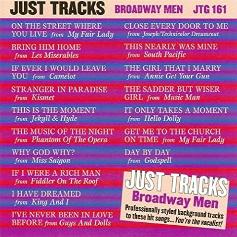 Broadway Men (Karaoke) - Pocket Songs Karaoke