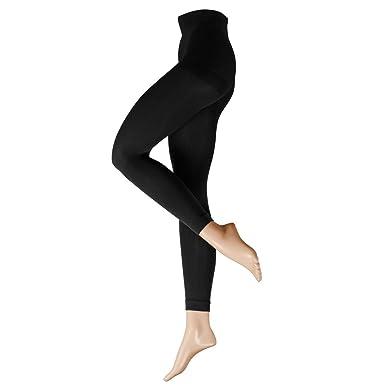 ba2275a60806fe Nur Die Damen Legging, Blickdicht: Amazon.de: Bekleidung