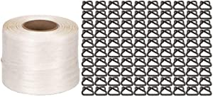 Strapping Kit, 820 ft. L, Polyester