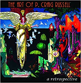 Image result for The Art of P. Craig Russell