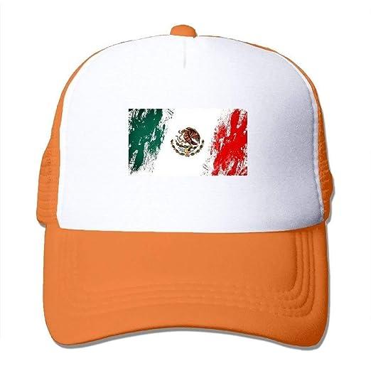 20d5b91602f P.Scott Vintage Mexico Flag Mesh Baseball Cap Men Women Unisex Adult ...