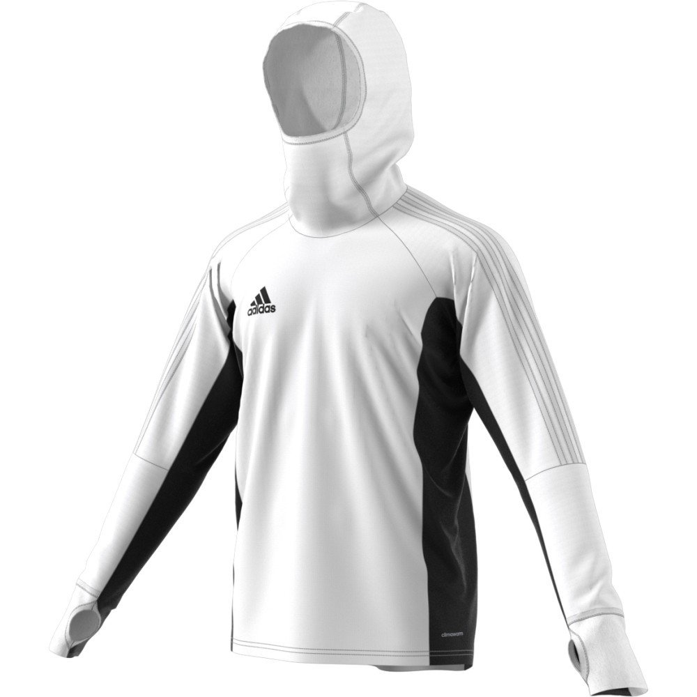 Adidas Tiro 17 Warm Top Herren Sweatshirt