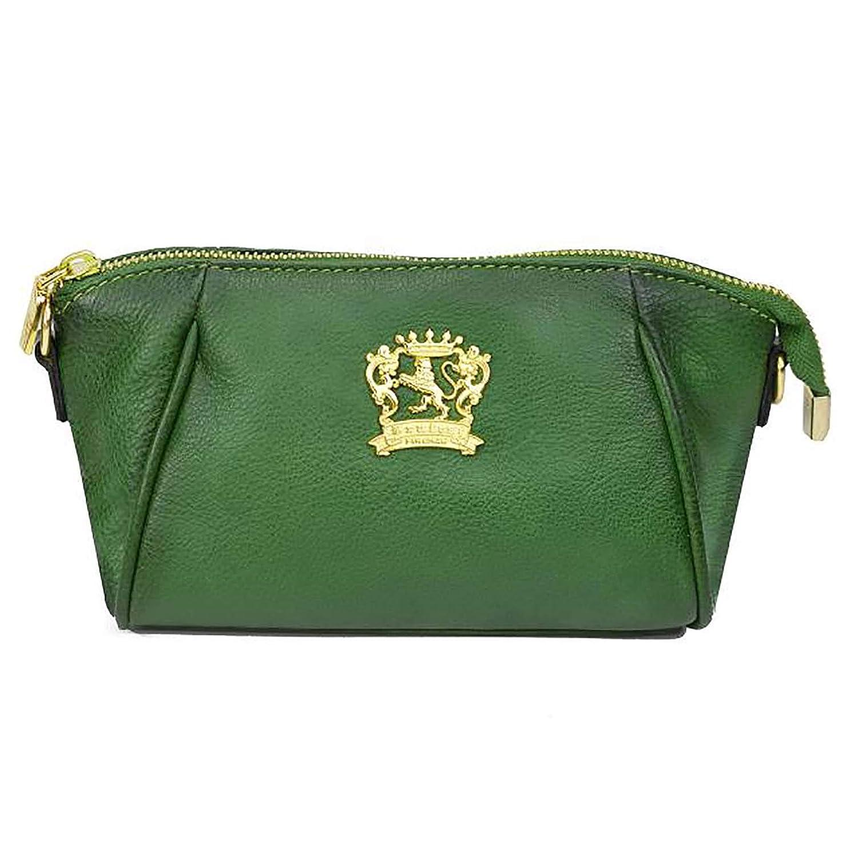 Emerald Pratesi Lgold Ciuffennai Small Lady Bag  B457 Bruce (Coffee)