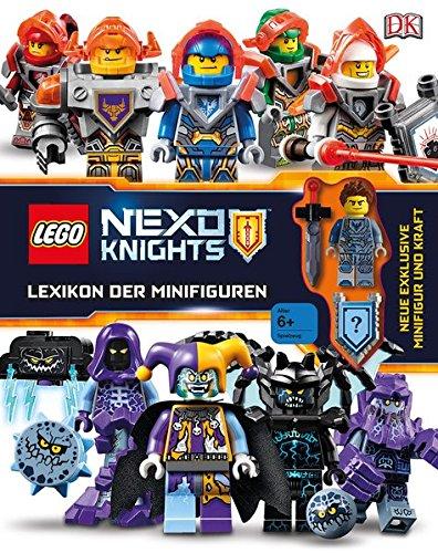 LEGO NEXO KNIGHTS Lexikon der Minifiguren: Mit exklusiver Minifigur