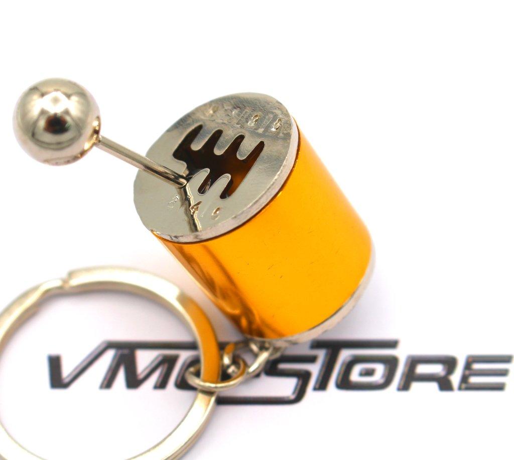 Bo/îte de vitesses 6/vitesses or Circuit Gear Shift Transmission Pour la commutation de vmg de store