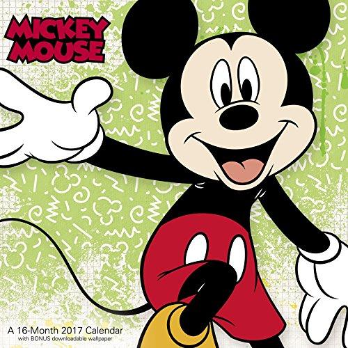 Mickey Mouse Wall Calendar