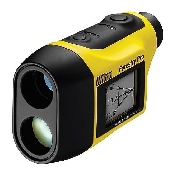 Nikon Forestry Pro Hypsometer Laser Range Finder Binoculars at amazon