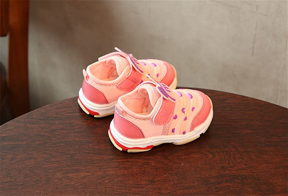 MODEOK New Childrens Shoes Non-Slip Walking Shoes Baby Toddler Shoes Sneakers