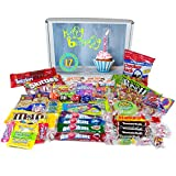 A Very Sweet Happy 17th Birthday Gift - Candy Giftset - Making The World Brighter Since 1999 for 17th Birthday