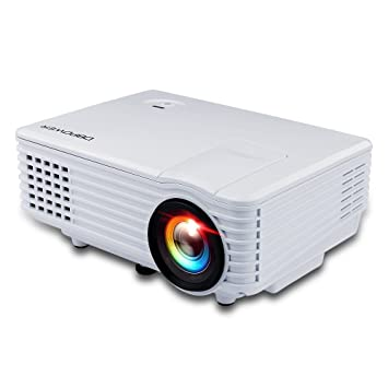 DBPower RD Mini - Proyector LED (800x480p, USB, VGA, HDMI), color ...