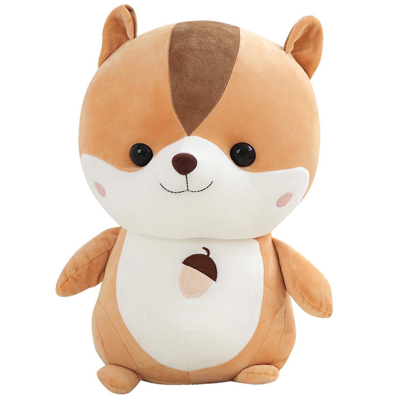 Ray-E Squirrel Plush,Stuffed Stuffed Toys, Stuffed Animal, Plush Toys, 8'' Deluxe Plush by Ray-E