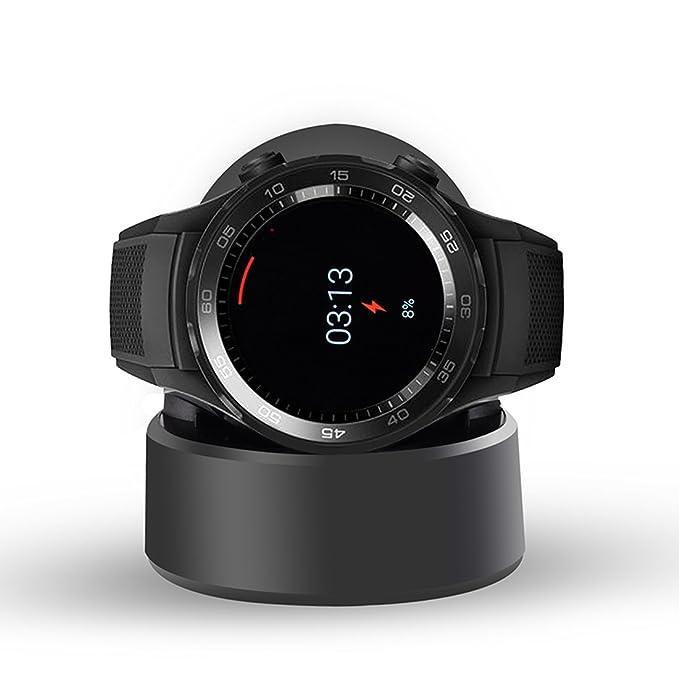 Huawei reloj 2 Cargador, Itian base de carga para HUA WEI 2 ...