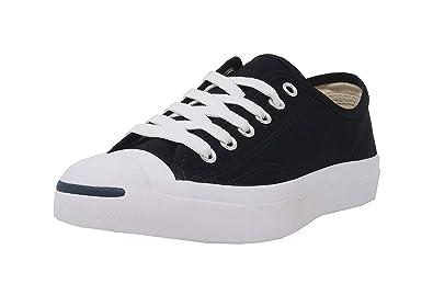 c65d3f5c30157 Converse Jack Purcell Canvas Black Men/Women Shoes (7.5 Men/9.0 Women)