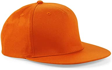 Beechfield - Gorra/Visera diseño Rapero/Rapper/Hip Hop/NBA 5 ...