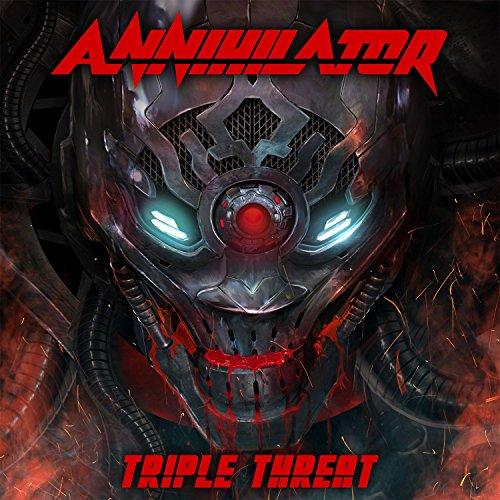 Annihilator - Triple Threat - 2CD - FLAC - 2017 - RiBS Download