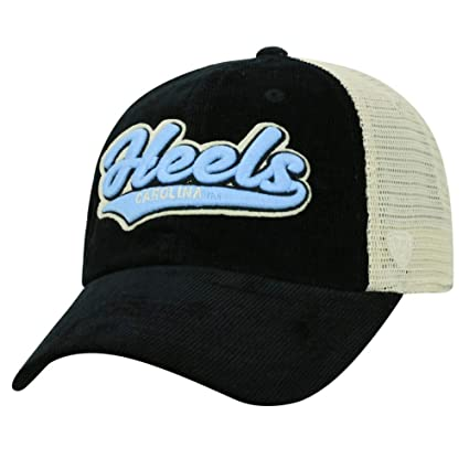 17f3d2ca Image Unavailable. Image not available for. Color: Top of the World North  Carolina Tarheels UNC Youth Trucker Hat Rebel Snapback Cap