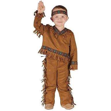 cbefaf228c18 Amazon.com  Fun World Costumes Baby Boy s Native American Toddler ...