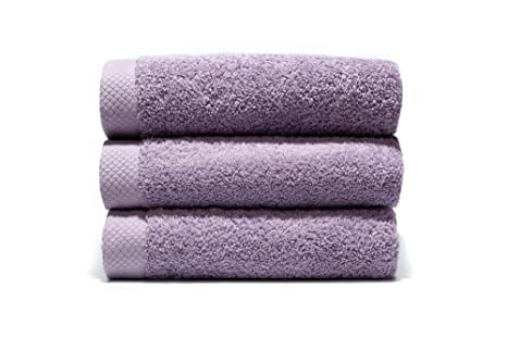 Home Basic - Juego de 3 toallas para tocador, 33 x 50 cm, lavabo