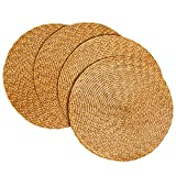 Egg Crate Foam Bed Bath and Beyond Table Placemats Woven Set Mats Vinyl Place 4 Pvc Dining Heat Pcs Kitchen Resistant Weave Leaves Round Washable Modern