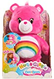Just Play Care Bears Hug & Giggle Feature Cheer Plush