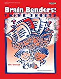 img - for Brain Benders: Think Sheets, Grades 3-5 book / textbook / text book