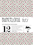 Barcelona Tiles : Gift and creative paper paper book Vol.36 (Gift Wrapping Paper Book)