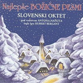 Amazon.com: Bozji nam je rojen sin: Slovenski Oktet: MP3