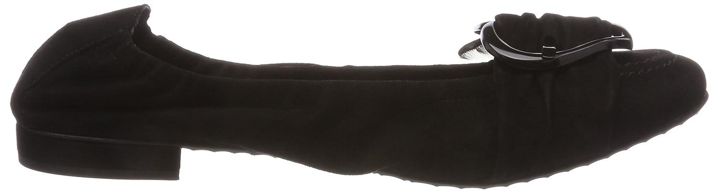 Kennel Geschlossene und Schmenger Damen Malu Geschlossene Kennel Ballerinas Schwarz (Schwarz/schwarz 480) fae48f